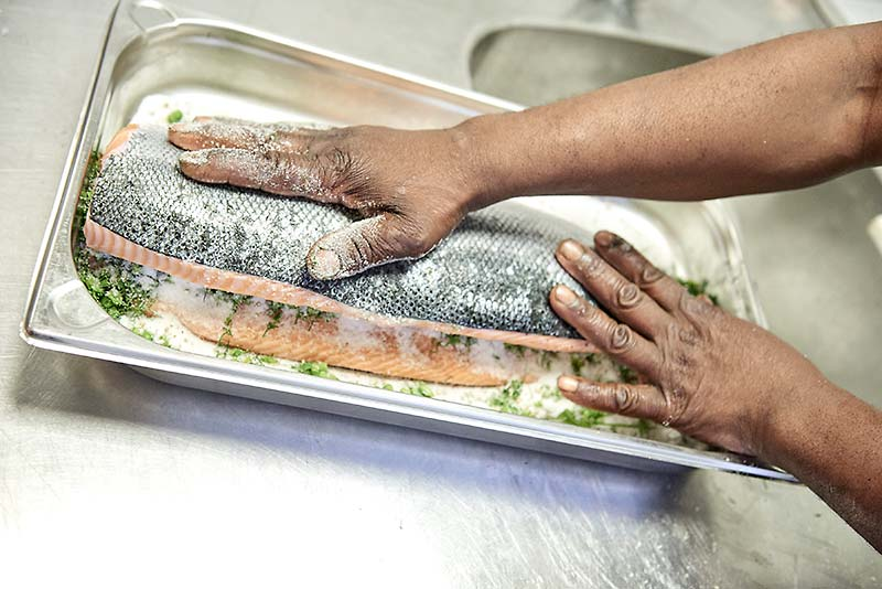 Kochkunst aus Leidenschaft